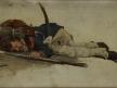 Ležící voják